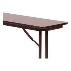 Folding Training Table<br>Detail of folding mechanism
