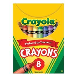Crayola Crayons - 8 Count