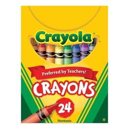 Crayola Crayons - 24 Count