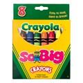 Crayola Jumbo Size Crayons - 8 Count