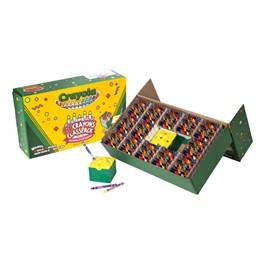 Crayola Crayon Classpack - 832 Count w/ 64 Colors