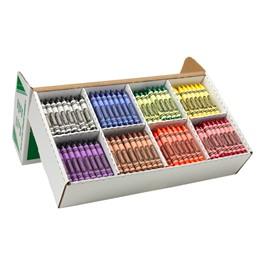 Crayola Large Crayon Classpack - 400 Count