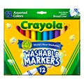 Crayola Washable Assorted Colors Markers