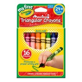 Crayola Washable Crayons - 16 Count
