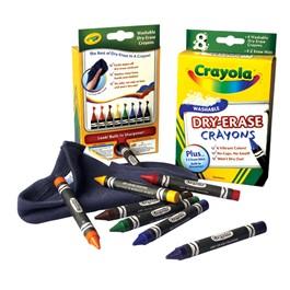Crayola Dry Erase Crayons - 8 Count