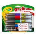 Crayola Dry-Erase Markers w/ Chisel Tip