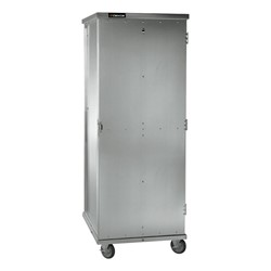 Non-Insulated Transport Cabinet - Shown w/ door closed