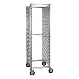 Corrugated-Sidewall Utility Rack