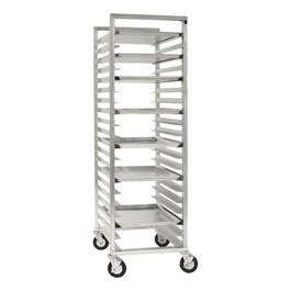 Angle-Ledge Utility Rack