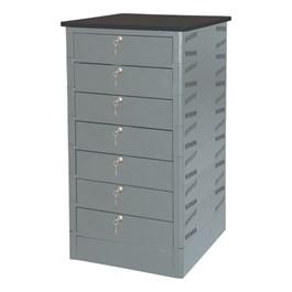 Tekstak Laptop Storage Cabinet – 7 Laptop Capacity
