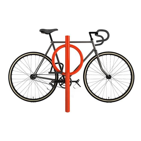 Bike Hitch - shown in orange