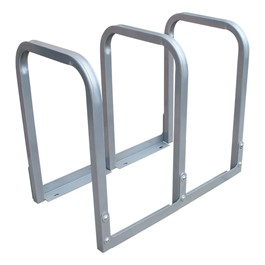U-Lockit Bike Rack - Holds Six Bikes