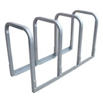 U-Lockit Bike Rack - Holds Eight Bikes