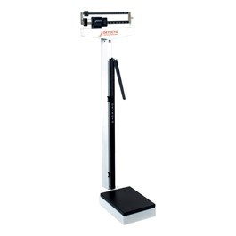 Eye-Level Mechanical Scale w/ Height Rod