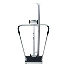 High-Capacity Bariatric Scale w/ Digital Height Rod