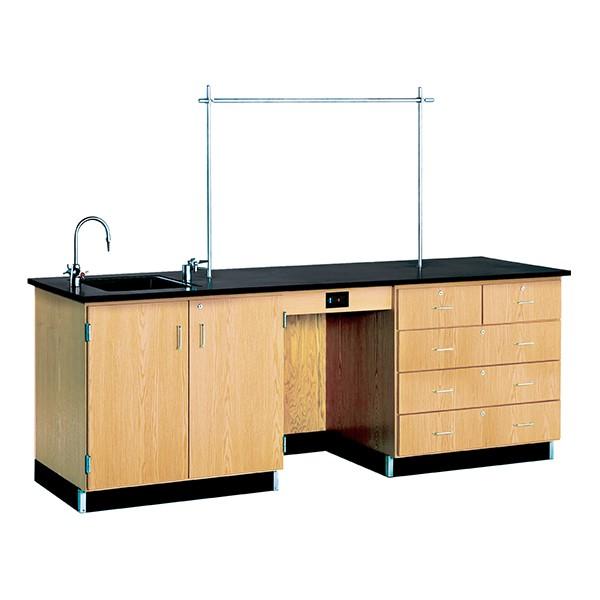 8' Instructor's Desk