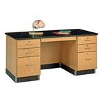 Teacher's Work Desk