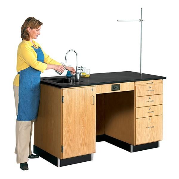 5' Instructor's Desk