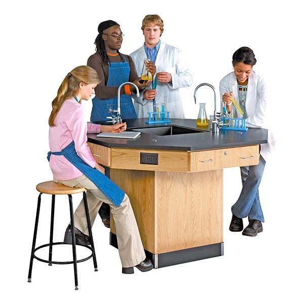 Octagon Lab Workstation