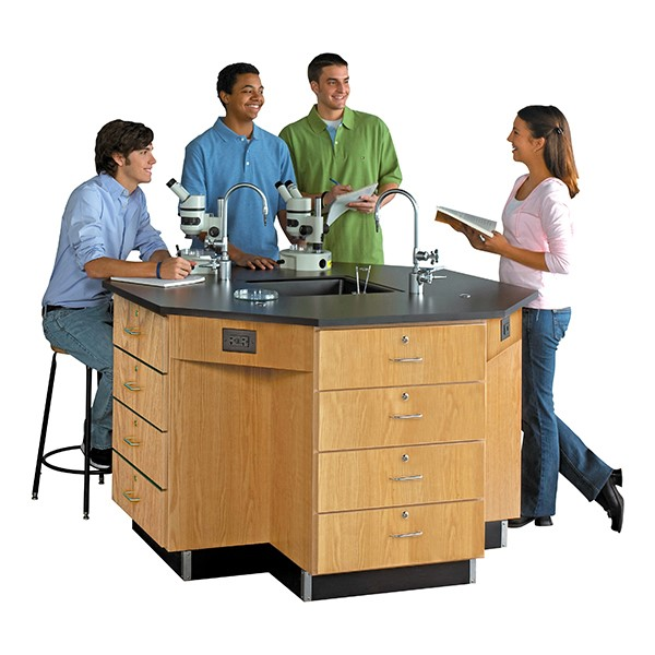Octagon Lab Workstation