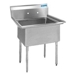 High Quality Compartment Sink