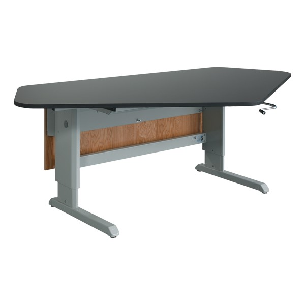 Lab Table - ADA w/ Hand Crank Adjustment