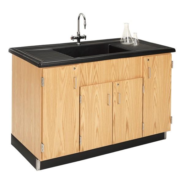 Clean-Up Sink