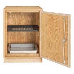 Flammable Liquid Locking Storage Cabinet - Single Door
