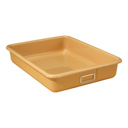 Tote Tray & Shelving Storage Cabinet - Tray