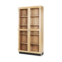 Microscope Storage Cabinet - Holds 20 Microscopes