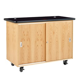 Economy Mobile Lab Table w/o Sink