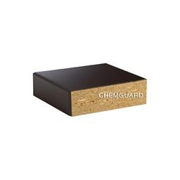 Mobile Demo Table w/o Sink - Chemguard