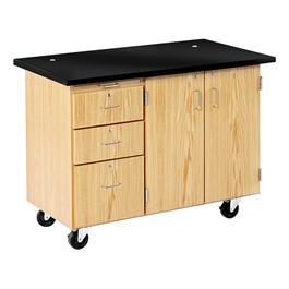 Mobile Desk w/o Sink