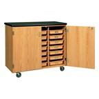 Tote Tray Storage