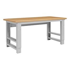"Fab-Lab Adjustable-Height Workbench (72\"" W x 30\"" D) - ShopTop"