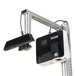 Augmented Reality Sandbox - Projector & Camera