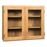 Oak Wall Cabinet