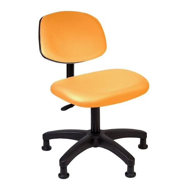 Lab Compliant Tech Chair - orange