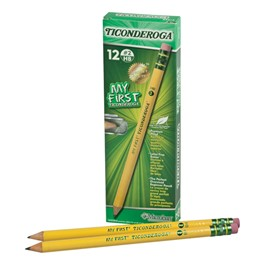 My First Ticonderoga Pencils - 12 Count