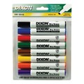 Wedge Tip Dry Erase Markers
