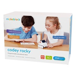 Codey-Rocky Coding Robot packaging