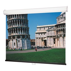 Luma 2 Manual Wall Projector Screen