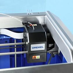 3D40EDU Idea Builder 3D Printer w/ Curriculum - Extruder