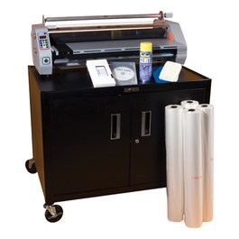 "27"" Professional Laminator Bundle"