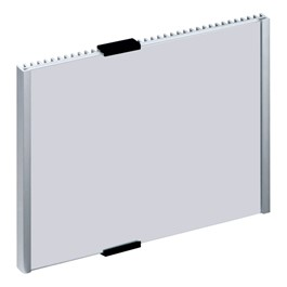 """Info Series Interior Wall Sign (8 1/2\"""" W x 6 1/8\"""" H)"""
