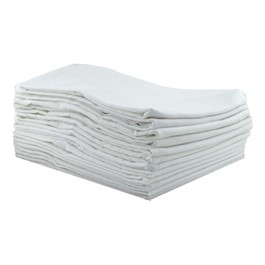 Kiddie Cot Sheets - Comes in set of 12