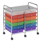 Preschool Art Carts