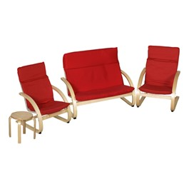 Bentwood Comfort Living Room Set
