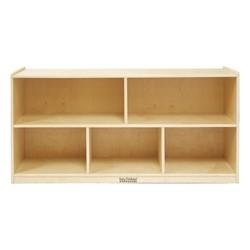 "Storage Cabinet - Five Compartments (24"" H)"