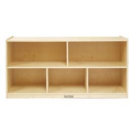 "Storage Cabinet - Five Compartments (24\"" H)"